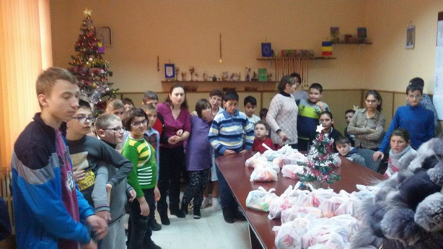 Voluntariat cantina sociala si pediatrie